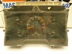 Speedometer Head Only Analog KPH 140/85 Gauge Fits 86-91 AEROSTAR 3570