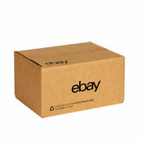 "Official eBay-Branded Boxes w/ Black Color Logo 6"" x 4"" x 4"" New Edition"