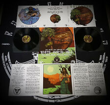 SOLSTICE - White Horse Hill  Trifold LP  Black Vinyl