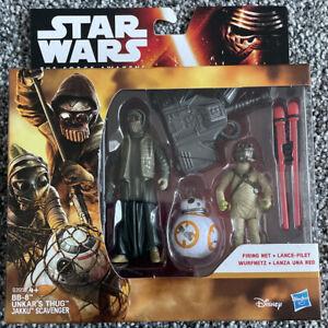 Star Wars The Force Awakens - BB-8 Unkar's Thug Jakku Scavenger - Brand New