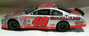 Team Caliber Sterling Marlin's Dodge Nascar Brooks & Dunn 1/24