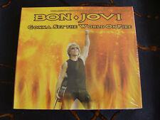 CD Box Set: Bon Jovi : Gonna Set The World On Fire : Legendary Broadcasts Sealed