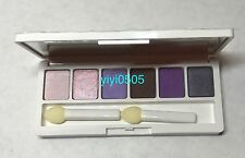 Clinique All About Shadow (6 Shades) Limited Edition 0.1oz GWP #1015S New