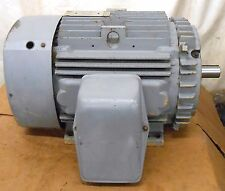 Ge 40 Hp Motor 5k324bs115a 3 Phase 3555 Rpm 230460 Volts 324ts Frame