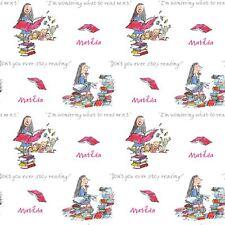 Roald Dahl Matilda Tapete - Muriva 102557 - Neu
