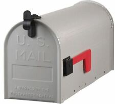 T1 Post-Mount Ribbed Mailbox Rust Resistant Steel Outgoing Mail Indicator Flag