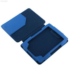 5B05 5CA5 Skin Case For Amazon Kindle 4/5 Magnetic Protective Cover Wallet Blue