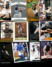 JASON KENDALL LOT OF 40 ALL DIFFERENT A's PIRATES BREWERS ROYALS