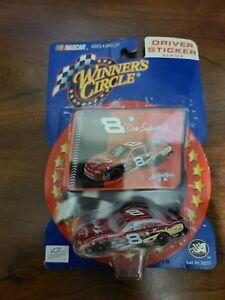 Dale Earnhardt Jr All Star Game #8 NASCAR 1/64 Winners Circle Driver Sticker