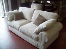 """STRAND  2 SEATER SOFA""""CREAM FORMAL BACK ,""""MANY COLOURS AVAILABLE"""""""