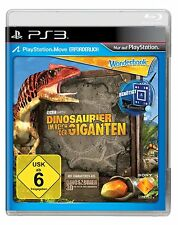 Dinosaurier Im Reich der Giganten Move Wonderbook Game