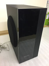 ORIGINALE Samsung PS-EW2-3 HOME THEATER SUBWOOFER Wired SPEAKER * H 37 *