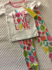 NWT 12-18M 18-24 2T The Children/'s Place BUTTERFLY Stretchie Pajamas Sleeper