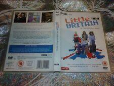 LITTLE BRITAIN THE COMPLETE FIRST SEASON (2 DISC) (DVD, MA15+) (P138249-6 A)