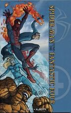 100% Marvel #59: Spider-Man + Fantastic Four #1 Variant lim.333 ex (alemán)