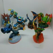 Lot of 6 Skylander Giants Activision Figures Xbox 360 Wii Wii U 3DS PS3 PS4