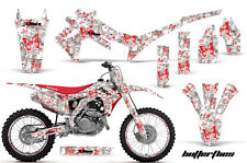 Honda CRF 450R Graphic MX Kit AMR Racing # Plate Decal Sticker Part 13-14 BFLY R