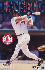 POSTER: MLB BASEBALL:  OZZY CANSECO - BOSTON RED SOX -  FREE SHIPPING ! RW15 C