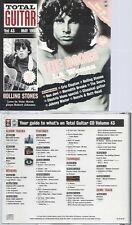 CD--TOTAL GUITAR--VOL 43--DOORS--STOES--CLAPTON
