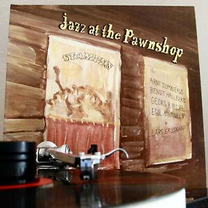 JAZZ AT THE PAWNSHOP Arne Domnerus Hallberg Audiophile Doppel-LP 180g Vinyl |NEU