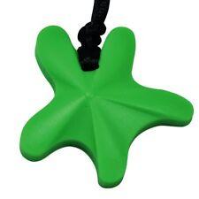 Chubuddy starfish pendant with breakaway clasp necklace
