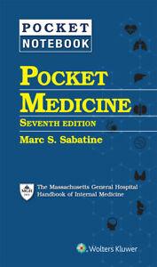 Pocket Medicine: The Massachusetts General Hospital Handbook of Internal Medicin
