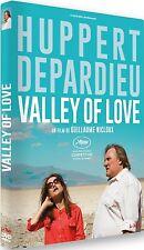 """DVD """"Valley of Love"""" Huppert- Depardieu  NEUF SOUS BLISTER"""