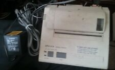 Seiko Instruments Mobile Direct Thermal Printer DPU414-40B-E with Power Cable...
