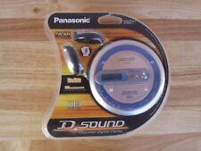Brand New Panasonic SL-SV570 Portable CD MP3 Player AM/FM Radio Anti-Skip