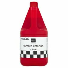 Chef's Essentials Tomato Ketchup 4.5kg {FREE DELIVERY}