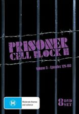 Prisoner Cell Block H DVD Vol 5 : Eps 129-160 8-Disc Set New Australia Region 4
