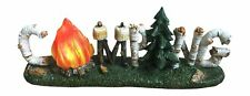"""Decorative Light Up Camping Word Sign for Shelf Or Tabletop, 10"""""""