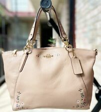 Coach small kelsey satchel, NUDE PINK