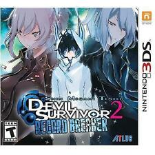 Shin Megami Tensei: Devil Survivor 2 Record Breaker - Nintendo 3DS NEW/Sealed