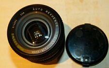 objectif zoom compact 28/50 mm. Japan. monture PENTAX numérique ou argentique