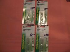 GE Landscape Lighting Bulbs--T5-11 Watt-12 Volts-#71481-4/2 Packs-8 Bulbs-NEW