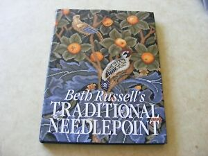 Traditional Needlepoint By Beth Russell. 9780715399842 / Hardback