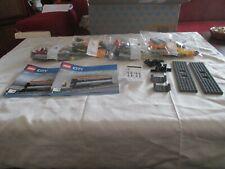LEGO aus 60197 City: 2 Waggons mit 2x  Minifigur mit BA!