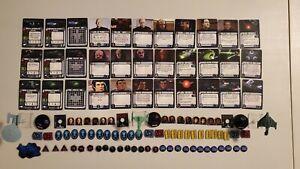 Star Trek Attack Wing Original Core Starter Set