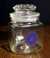 Marine One Jelly Bean Jar - Presidential Seal - White House - HMX-1