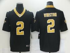 New Orleans Saints #2 Jameis Winston Men stitched jersey