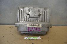 1997 Oldsmobile Achieva Engine Control Unit ECU 16217058 Module 21 11G1
