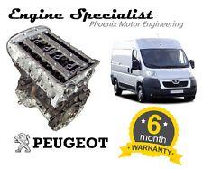 PEUGOET BOXER 2.2 ENGINE SUPPLY & FIT 4HU - 4HV - P22DTE