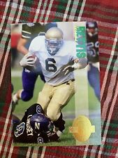 Jerome Bettis 1993 Classic Four Sport Rookie Card # 100 MINT Pittsburgh Steelers