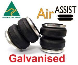 Air Bag Kit for Toyota Landcruiser 40 60 73 75 78 79 series Extreme Galvanised