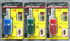 Picquic Dash 7 MultiBit Screwdriver with 7 Bits: FREE SHIPPING