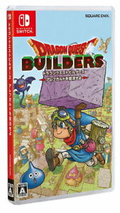 Dragon Quest Builders Revive Alefgard Nintendo Switch Japanese/English NEW