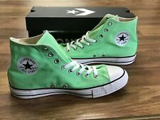 MENS 9 / WOMENS 11 - Converse Chuck Taylor All Star HI Top Sneakers 164396F