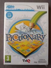 PICTIONARY pour Nintendo Wii  ** NEUF ** uDraw pictionnary