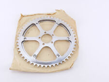 "T.A. CRITERIUM Chainring Set double with 51/48T TA 51 48 3/32"" Vintage Bike NOS"